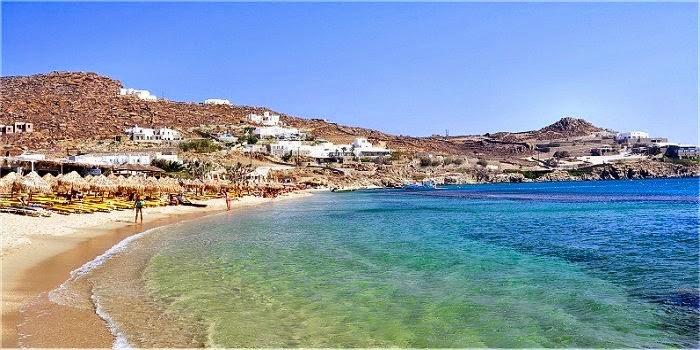 Mykonos spiagge più belle