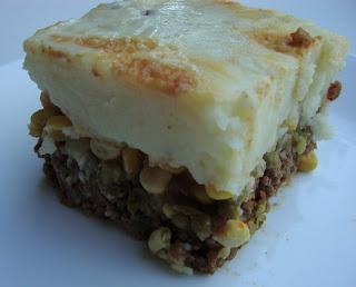 Asian Inspired Shepherd's Pie Recipe