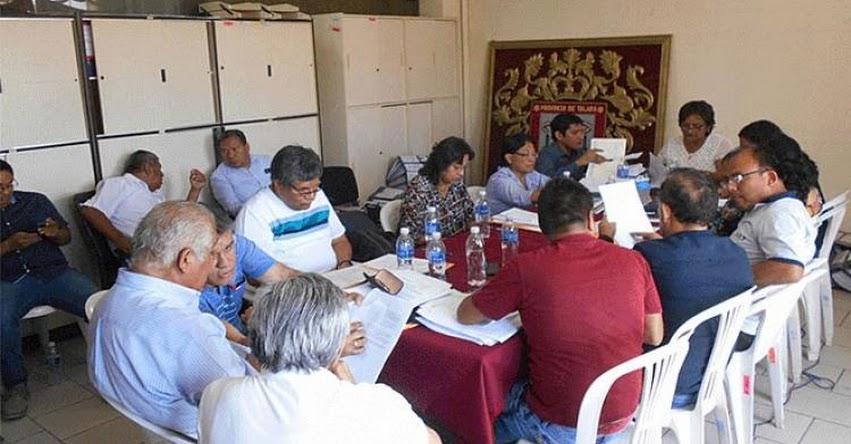 Municipalidad Provincial de Talara aprueba transferencia de dinero para ejecutar obra educativa en Lobitos - Piura