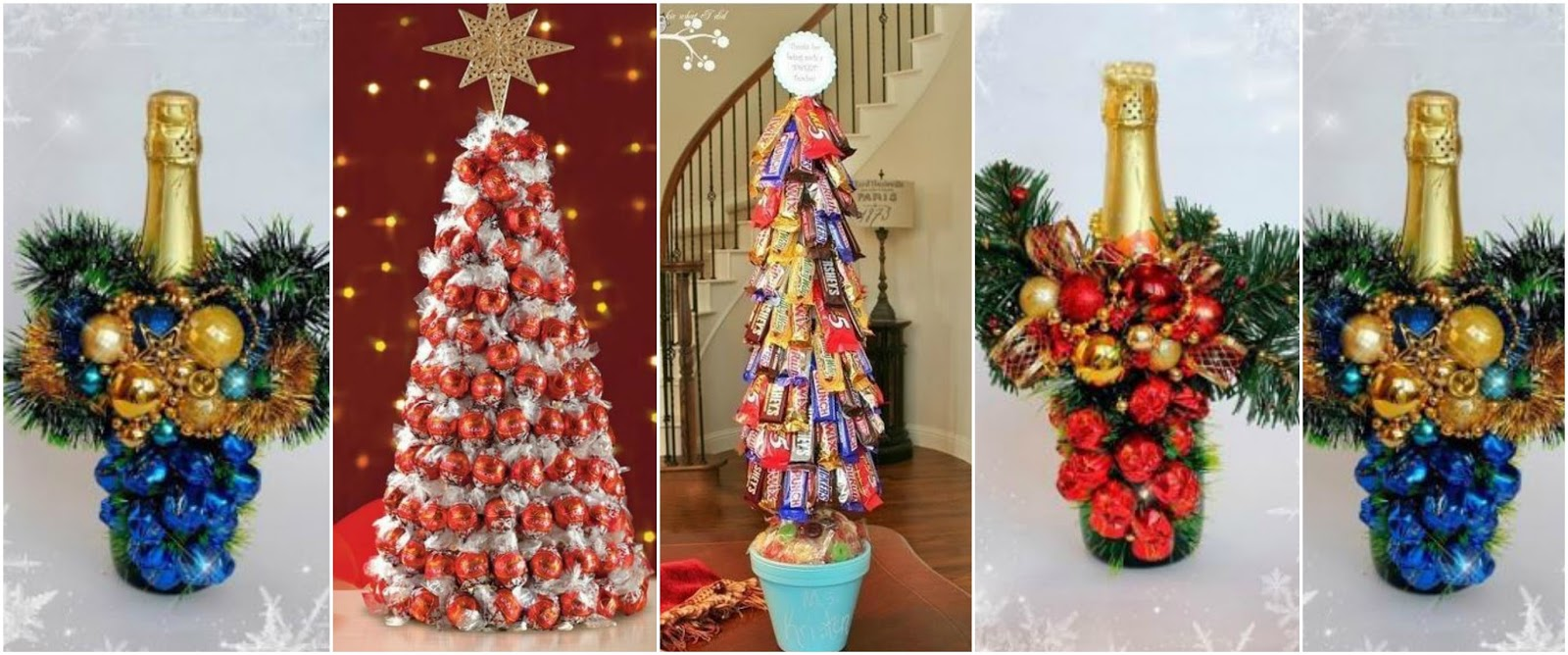 3 Ideas Bonitas Y Deliciosas Para Regalar En Navidad Haz  ~ Ideas Para Regalar En Navidad Manualidades
