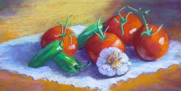 Jo's Notions and More Paintings