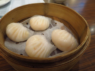 Imperial Treasure Noodle & Congee House, har gow