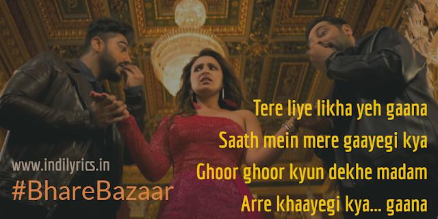 Bhare Bazar Baby | Vishal Dadlani & Payal Dev ft. Badshah | full Audio Song Lyrics with English Translation and Real Meaning | Namaste England