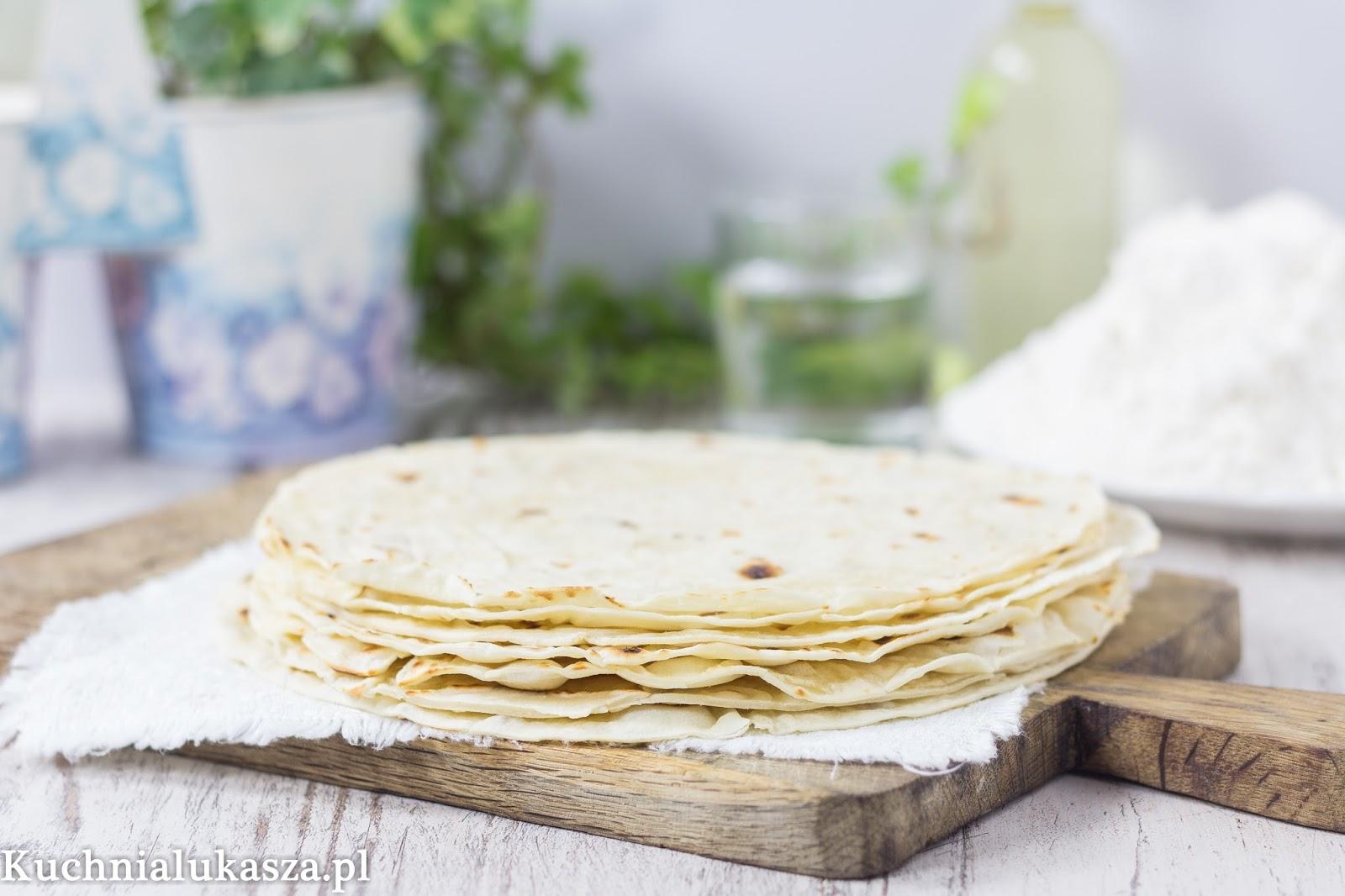 Idealna domowa tortilla
