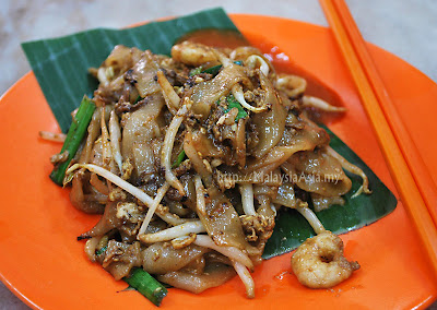 Fried Koay Teow Ipoh