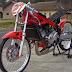 Modifikasi Kawasaki Ninja Gaya Thailook Drag Bike