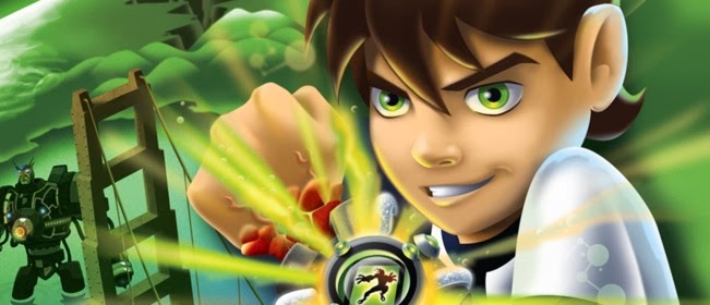Download Ben 10 Protector of Earth for ppsspp - WGM TECH HOUSE