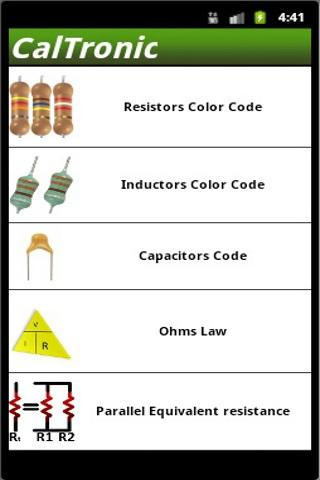 ANAND's electronics : Useful app in electronics and electrical  Inductance Color Code Calculator
