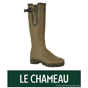 Kate Middleton wore Le Chameau Boots
