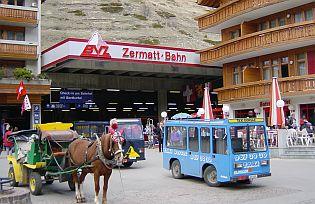 Zermatt Bahn - Suíça