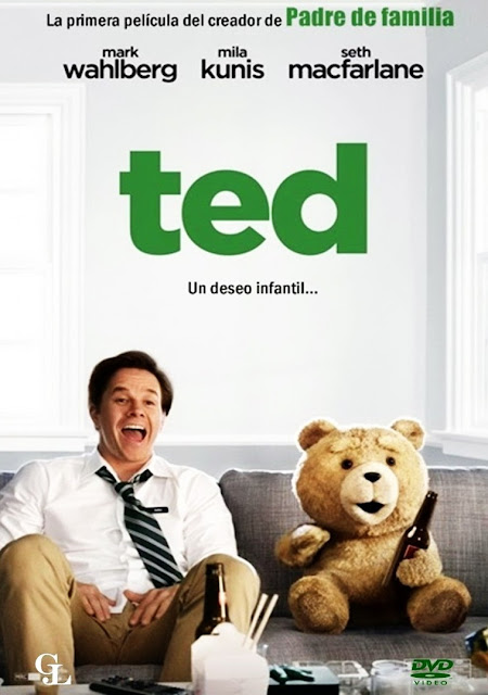 Ted Extended - 1080p - Latino - Portada
