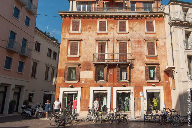 Verona viaje Italia