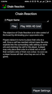 Chain Reaction 3 Game Android Terbaik Dibawah 1 MB