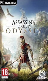 Assassins Creed Odyssey cover - Assassins Creed Odyssey-CPY