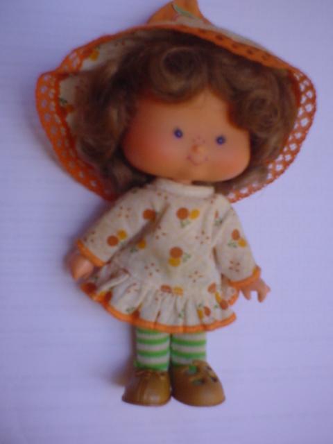 Brinquedos Anos 8090 Bonecas Turma Da Moranguinho