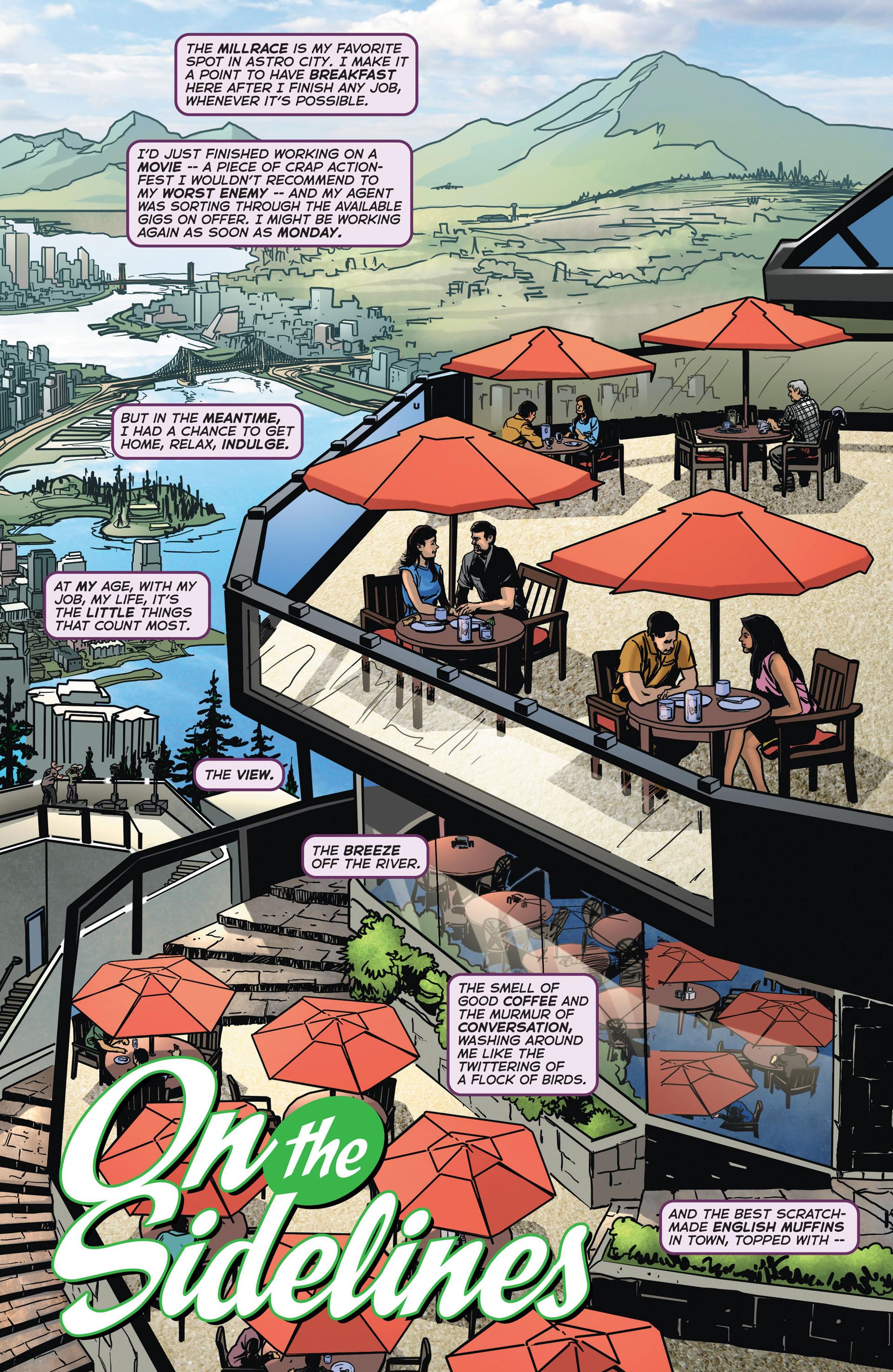 Read online Astro City comic -  Issue #4 - 2