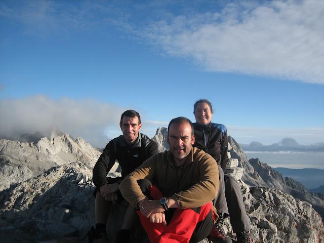 Rutas Montaña Asturias: Torre de Horcados Rojos