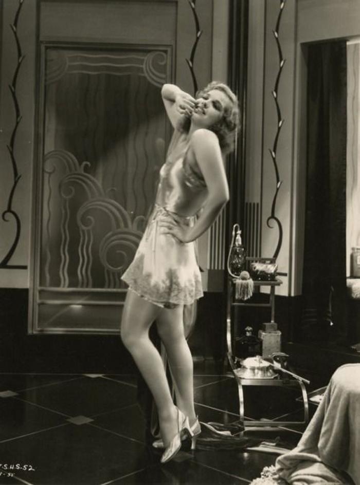 vintage lingerie a-z chemise