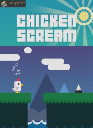 Suarakan dirimu di dalam game Chicken Scream, download sekarang juga
