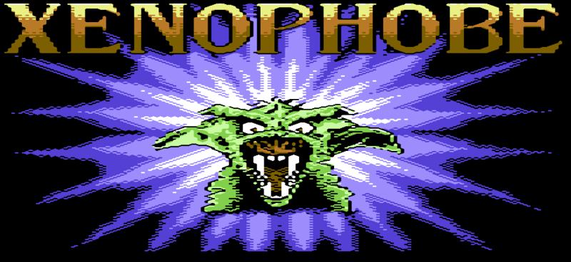Indie Retro News Xenophobe 3dfr Nostalgia S Blasting Aliens In This Trainered C64 Release
