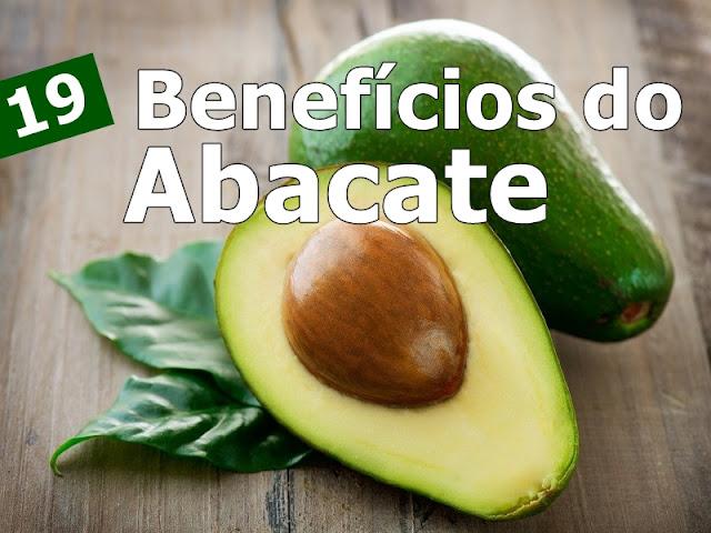 19 benefícios surpreendentes do abacate