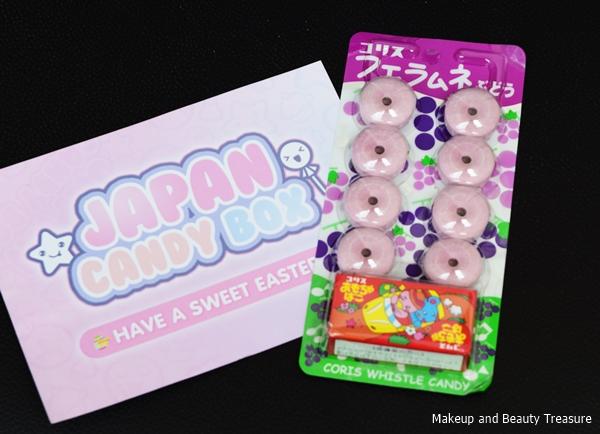japanese candies box