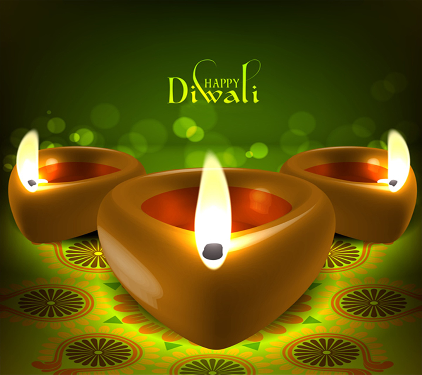 Happy Diwali Wishes Vector Image In High Quality ~ Happy ...