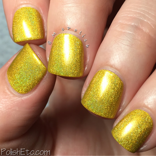 Nine Zero Lacquer - ROY G BIV Collection - McPolish - Dispersion