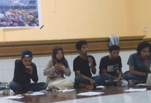 Ade Ilhamsyah Terpilih Ketua HMPP, Periode 2018-2019