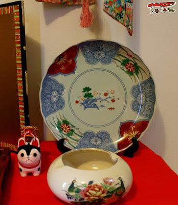 有田焼の皿