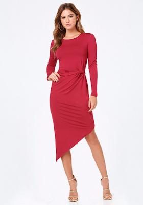 coleccion de Vestidos de Noche Rojos