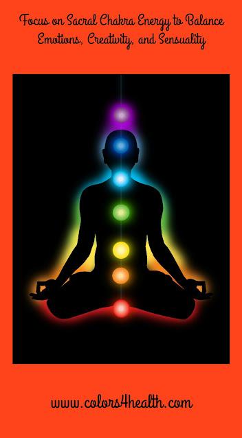 Balance Sacral Chakra at Colors 4 Health