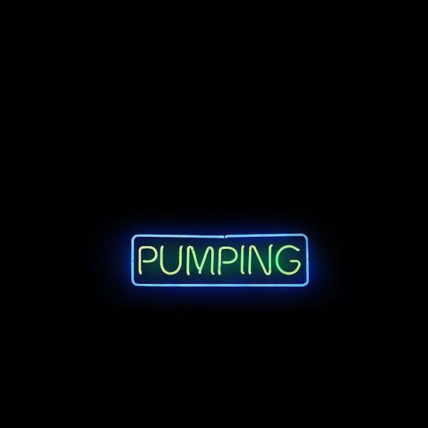 Lovele$$ - Pumping (feat. O.T. Genasis) - Single Cover