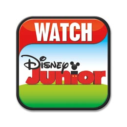 watch disney junior app iphone