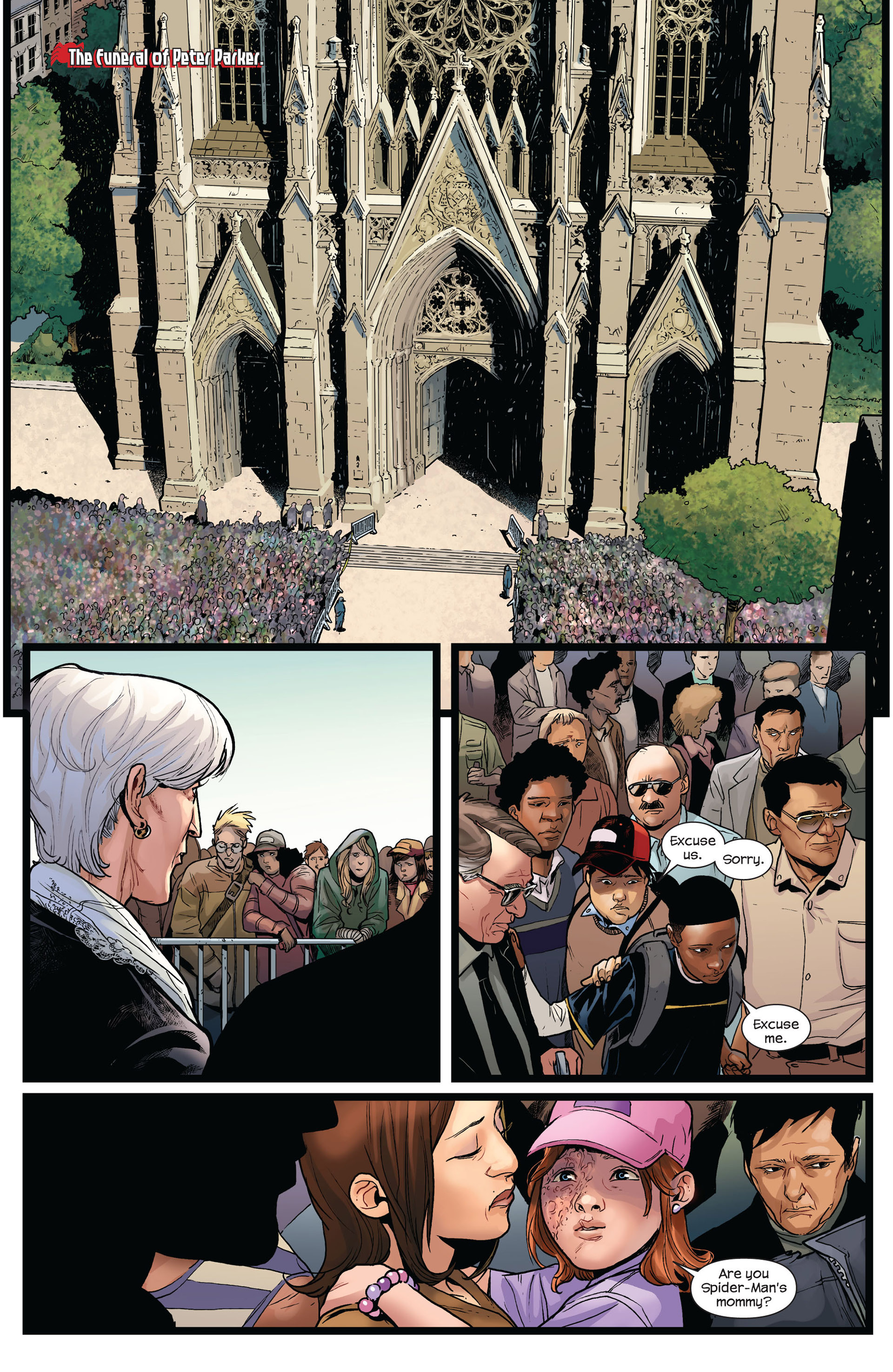 Read online Ultimate Comics Spider-Man (2011) comic -  Issue #4 - 12
