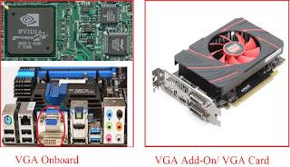 Cara Memperbaiki VGA Onboard yang Rusak dan Bermasalah