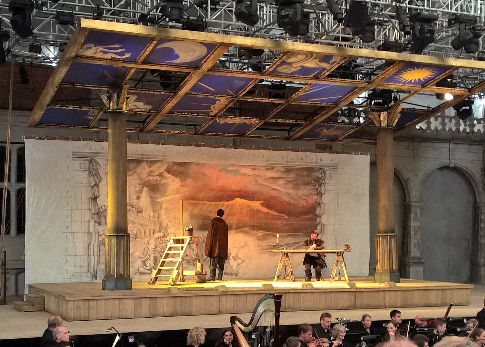 Planet Hugill Youthful La Boheme Christine Collins Young Artists At Opera Holland Park