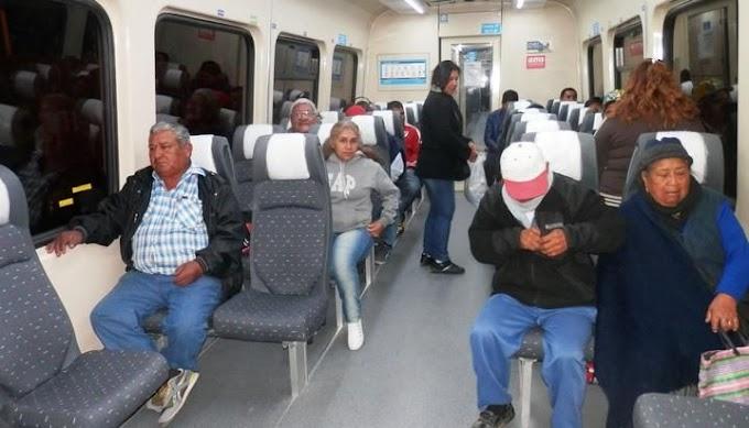 Nueva frecuencia para el tren de pasajeros entre Güemes y Salta