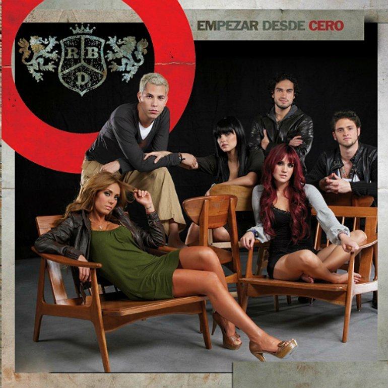 DESDE EMPEZAR BAIXAR CD RBD DO CERO