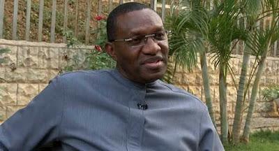Senator Andy Uba