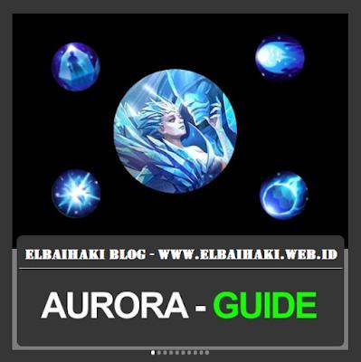 Panduan Aurora Mobile Legends, Sang Ratu Salju