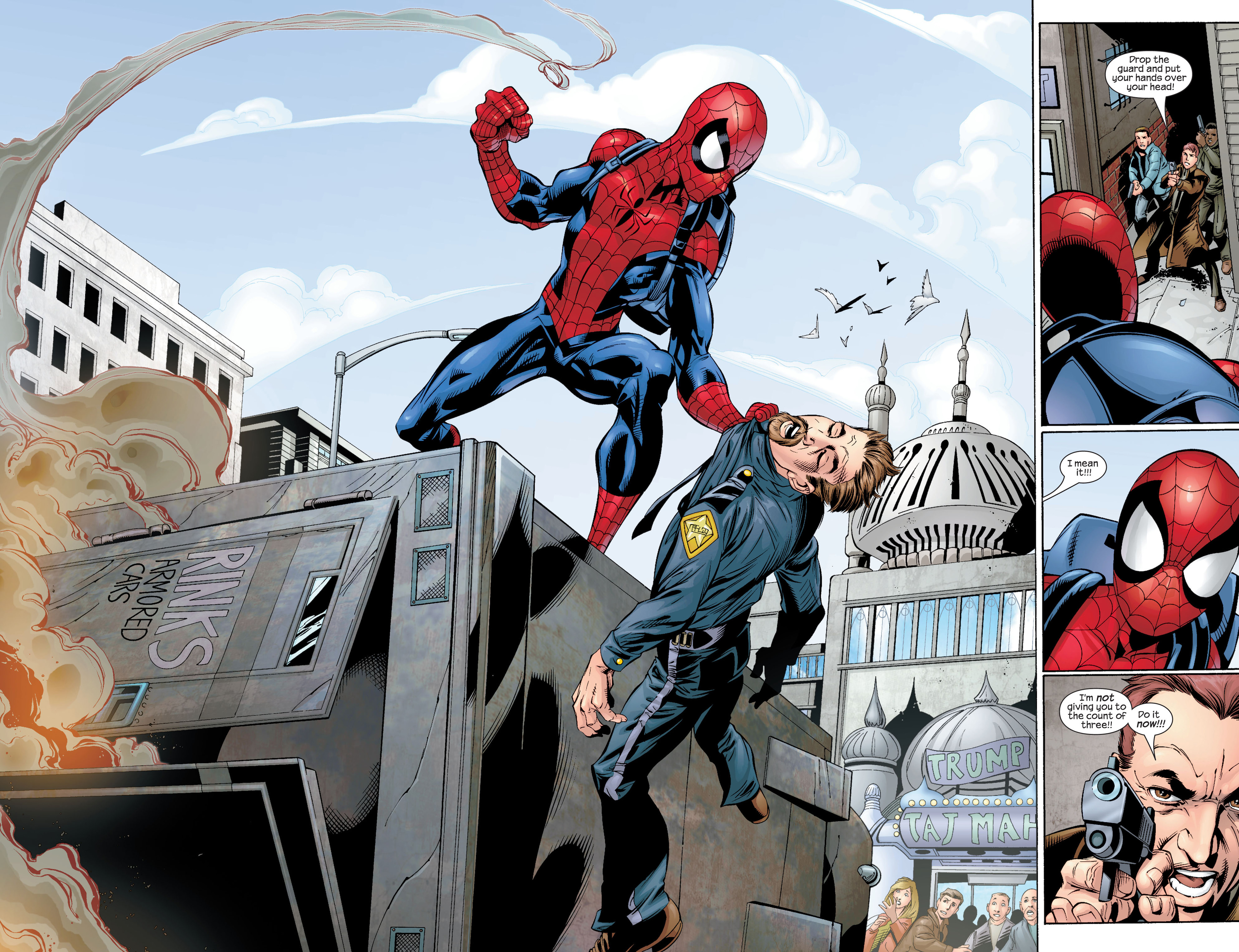 Read online Ultimate Spider-Man (2000) comic -  Issue #31 - 3