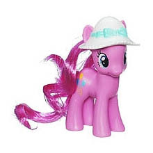 MLP Princess Celestia and Friends Tea Time Pinkie Pie Brushable Pony