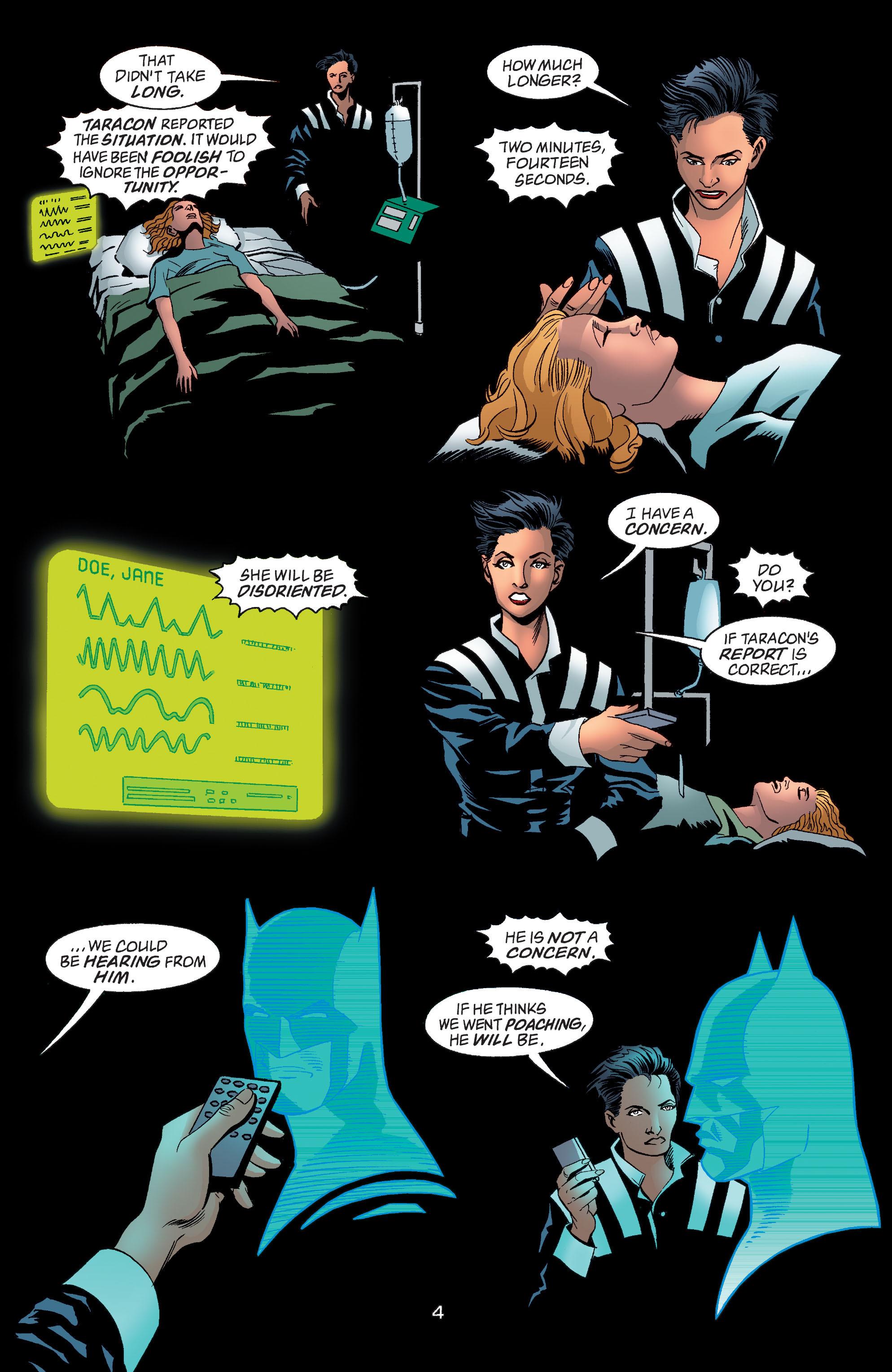 Detective Comics (1937) 774 Page 4