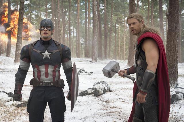 Masculine and Sensitive Super Heros