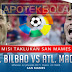 Prediksi Pertandingan - Athletic Bilbao vs Atletico Madrid 22 Januari 2017 La Liga Spanyol