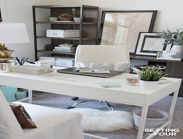 best buy white home office furniture Lexington KY for sale