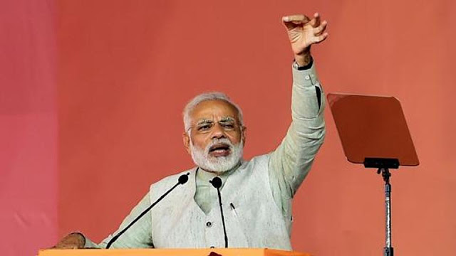 प्रधानमंत्री नरेन्द्र मोदी ने राहुल गाँधी को ट्रोल कर बोलती कर दी बंद !