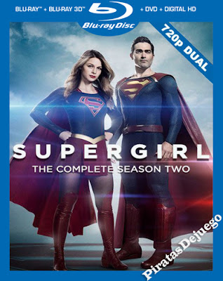 SuperGirl Temporada 2 HD 720p Latino
