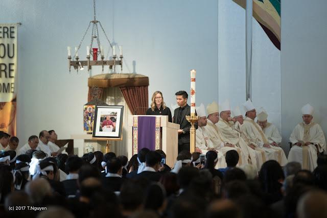 Hình ảnh thánh lễ an táng Đức Cha Dominicô Mai Thanh Lương - Ảnh minh hoạ 13